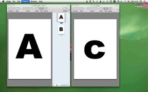Cara menjadikan satu file PDF mac OSX